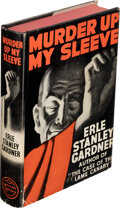 Books:Mystery & Detective Fiction, Erle Stanley Gardner. Murder Up My Sleeve. New York: William Morrow and Company, 1937. First edition....