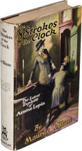 Books:Mystery & Detective Fiction, Maurice LeBlanc. The Eight Strokes of the Clock. New York: The Macaulay Company, [1922]. First American edition. W...