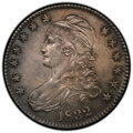 Bust Half Dollars: , 1832 50C Small Letters AU58 PCGS. PCGS Population: (413/411 and 6/15+). NGC Census: (366/410 and 1/6+). CDN: $500 Whsle. Bi...