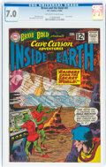 Silver Age (1956-1969):Adventure, The Brave and the Bold #41 Cave Carson (DC, 1962) CGC FN/VF 7.0 Off-white to white pages....