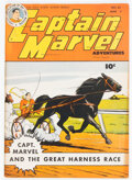 Golden Age (1938-1955):Superhero, Captain Marvel Adventures #62 (Fawcett Publications, 1946) Condition: FN/VF....