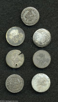 Egypt: , Egypt: Mahmud II 20 Para 1223AH, seven examples as follows: KM177Year 28 Fine, 29 Fine and VF, and KM178 Year 30 VG, 31 F-VF and3... (Total: 7 coins Item)
