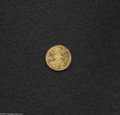 Egypt: , Egypt: Mahmud II gold 1/2 Mahbub 1223AH Year 21, KM195, superb UNC,light toning over fully lustrous surfaces, and extremely well-s...