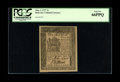 Colonial Notes:Delaware, Delaware May 1, 1777 1s PCGS Gem New 66PPQ....