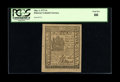 Colonial Notes:Delaware, Delaware May 1, 1777 5s PCGS Gem New 66....