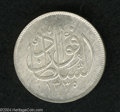 Egypt: , Egypt: Sultan Fuad 10 Piastres 1920H, KM327, choice UNC, fullylustrous, extremely bold details. Rare quality for this type..Fro...