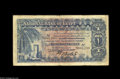 Egypt: , Egypt: Pound 27-7-1918 S/7, P12a, Rowlatt. Fine, minor arabicgraffiti on the back.. From the Lake Pearl Middle EasternCollectio...