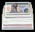 Egypt: , Egypt: Central Bank Collection 1961-1978, a nice group of 32 alldifferent notes covering Pick types from 35 to 53. Grades aremost... (Total: 32 notes Item)
