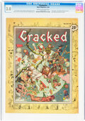 Magazines:Humor, Cracked #1 (Major Magazines, 1958) CGC GD/VG 3.0 Cream to off-white pages....