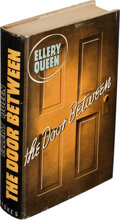 Books:Mystery & Detective Fiction, Ellery Queen. The Door Between. New York: Frederick A. Stokes, 1937. First edition. ...