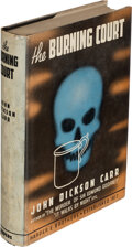 Books:Mystery & Detective Fiction, John Dickson Carr. The Burning Court. New York and London: Harper & Brothers, 1937. First edition....