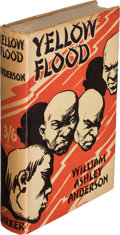 Books:Mystery & Detective Fiction, William Ashley Anderson. Yellow Flood. London: Arthur Barker, Ltd., [no date but 1933]. Presumed first UK edition. ...