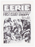 Magazines:Horror, Eerie #1 First Printing (Warren, 1965) Condition: VF/NM....