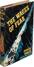 Books:Mystery & Detective Fiction, George Arnaud, pseudonym [Henri Georges Girard]. The Wages of Fear. London: Bodley Head, [1952]. First edition....