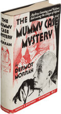 Books:Mystery & Detective Fiction, Dermot Morrah, [pseudonym of Michael MacGregor]. The Mummy Case Mystery. New York and London: Harper and Brothers, 1...