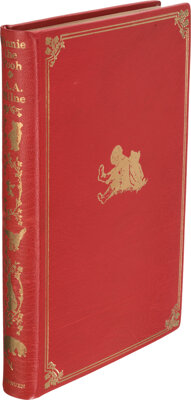 [Christopher Robin Milne] A. A. Milne. Winnie-the-Pooh. London: Methuen's Children's Books, [19