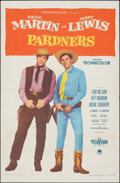 """Movie Posters:Comedy, Pardners (Paramount, 1956). Folded, Near Mint-. One Sheet (27"""" X 41""""). Comedy.. ..."""