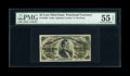 Fractional Currency:Third Issue, Fr. 1298 25c Third Issue PMG About Uncirculated 55 EPQ....