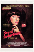 """Movie Posters:Adult, The Seven Seductions of Madame Lau & Other Lot (Valiant Films, 1981). Folded, Very Fine-. One Sheets (2) (25"""" X 38"""" & 27"""" X ... (Total: 2 Items)"""