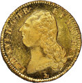 France, France: Louis XVI gold 2 Louis d'Or 1786-T MS66 Prooflike NGC,...