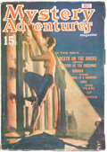 Pulps:Horror, Mystery Adventures Magazine - May 1937 (Fiction Magazines)...