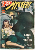 Pulps:Adventure, Speed Mystery - November 1943 (Trojan Publishing) Conditio...