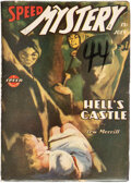 Pulps:Adventure, Speed Mystery - July 1944 (Trojan Publishing) Condition: FN....