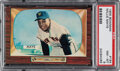 Baseball Cards:Singles (1950-1959), 1955 Bowman Willie Mays #184 PSA NM-MT 8. ...
