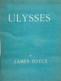 Books:Literature 1900-up, James Joyce. Ulysses. Paris: Shakespeare and Company, 1922. First edition, limited to 1,000 copies, of which this is...