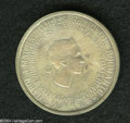 Luxembourg: , Luxembourg: Pattern 250 Francs 1963, KM-Pn70, silver with ESSAI,toned UNC, small planchet flaw on the reverse.. From the LakePearl M...
