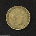 Mexico: , Mexico: Republic gold 8 Escudos 1829-EoMo-LF. KM383.4, nice VF-XF,lightly toned and with flashes of luster in the legends. Thebook...