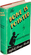 Books:Mystery & Detective Fiction, Arthur W. Upfield. The Bone Is Pointed. Sydney: Angus & Robertson, Limited, 1938. First edition. ...
