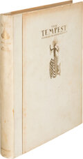 Books:Children's Books, [Arthur Rackham] William Shakespeare. The Tempest. London and New York: William Heinemann Ltd. and Doubleday, Page &...