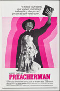 """Movie Posters:Comedy, Preacherman & Other Lot (Carolina Film Industries, 1971). Folded, Overall: Very Fine. One Sheets (5) (27"""" X 41""""). Comedy.. ... (Total: 5 Items)"""