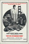 """Movie Posters:Crime, They Call Me Mister Tibbs! & Other Lot (United Artists, 1970). Folded, Overall: Very Fine-. One Sheets (6) (27"""" X 41""""). Crim... (Total: 6 Items)"""