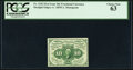 Fractional Currency:First Issue, Fr. 1242 10¢ First Issue PCGS Choice New 63. ...
