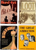 Books:Mystery & Detective Fiction, Arthur Somers Roche. The Great Abduction. New York: Sears Publishing Company, [1933]. First edition. ... (Total: 4 )
