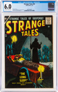 Silver Age (1956-1969):Horror, Strange Tales #54 (Atlas, 1957) CGC FN 6.0 Off-white to white pages....