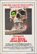 """Movie Posters:Horror, The Legend of Hell House (20th Century Fox, 1973). Folded, Fine/Very Fine. One Sheet (27"""" X 41""""). Horror.. ..."""