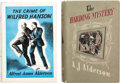 Books:Mystery & Detective Fiction, A. J. [Alfred James] Alderson. Pair of A. J. Alderson Novels. London and Devon: Falcon Press; Arthur H. Stockwell, Ltd., [19... (Total: 2 Items)