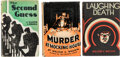 Books:Mystery & Detective Fiction, Walter C. Brown. Group of Three Walter C. Brown Novels. Philadelphia and London: J. B. Lippincott Company, 1929-1933.... (Total: 3 Items)