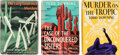 Books:Mystery & Detective Fiction, Todd Downing. Group of Three Crime Club Novels. Published for The Crime Club, Inc., Garden City and New York: Doubleday, Dor... (Total: 3 Items)