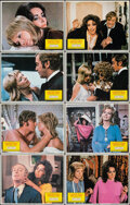 """Movie Posters:Drama, X, Y and Zee & Other Lot (Columbia, 1972). Overall: Very Fine-. Lobby Card Sets of 8 (2) & Lobby Card (11"""" X 14""""). Drama.. ... (Total: 17 Items)"""