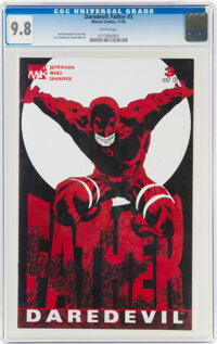 Daredevil: Father #3 (Marvel, 2005) CGC NM/MT 9.8 White pages