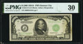 Small Size:Federal Reserve Notes, Fr. 2212-J $1,000 1934A Federal Reserve Note. PMG Very Fine 30.. ...