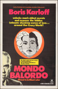 """Movie Posters:Exploitation, Mondo Balordo & Other Lot (Crown International, 1967). Folded, Overall: Fine/Very Fine. One Sheets (2) (27"""" X 41"""") & Video P... (Total: 3 Items)"""