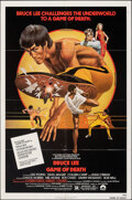 "Movie Posters:Action, Game of Death (Columbia, 1979). Folded, Very Fine-. One Sheet (27"" X 41"") Bob Gleason Artwork. Action.. ..."