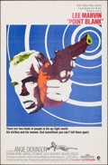 """Movie Posters:Crime, Point Blank (MGM, 1967). Folded, Fine/Very Fine. One Sheet (27"""" X 41""""). Crime.. ..."""