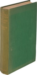 Books:Mystery & Detective Fiction, Nicholas Olde. The Incredible Adventures of Rowland Hern. London: William Heinemann Ltd., [1928]. First edition. ...