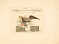 William Birch. The Country Seats of the United States of North America, with some scenes connected with them. <...